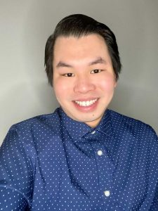 Smiling headshot of Matt Chong